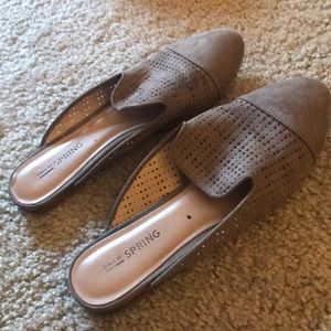 Call it spring all vegan  slip on loafers